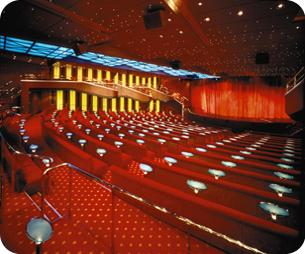 Cinema Theatre Solution