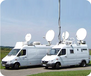 OB Vans &#038; Flyaway Systems